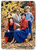 Rich Family in Wolfeboro, NH